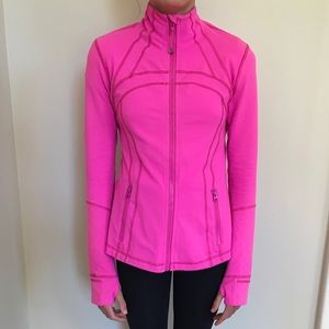 Lululemon Women's Hot Pink Jacket